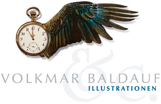Volkmar Baldauf -  Illustration - Grafik Design - 3D Modelle